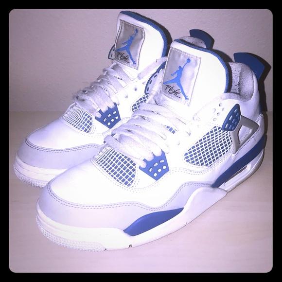 best website d58d9 0aeca Jordan military blue 4s